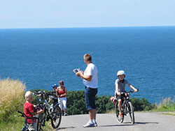 Book din cykelferie direkte fra vores hjemmeside www.bikingbornholm.dk med f